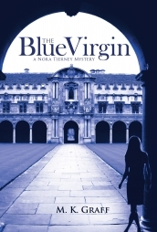 The Blue Virgin (Nora Tierney Mysteries #1) by M.K. Graff